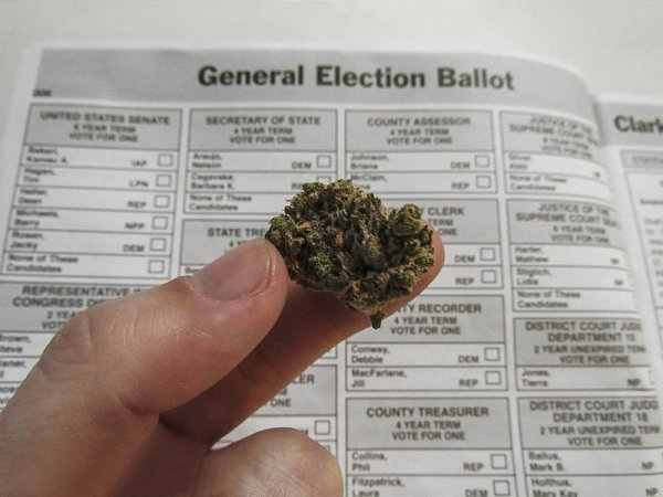 Four more states legalize weed through democratic means