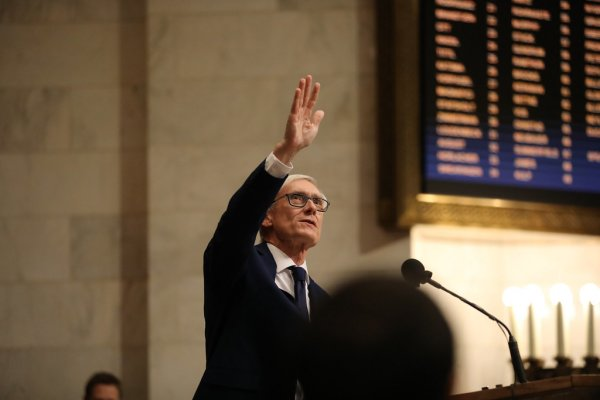Evers throws second 'Hail Mary' in hopes of legalizing in WI