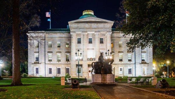 North Carolina lawmakers introduce legalization