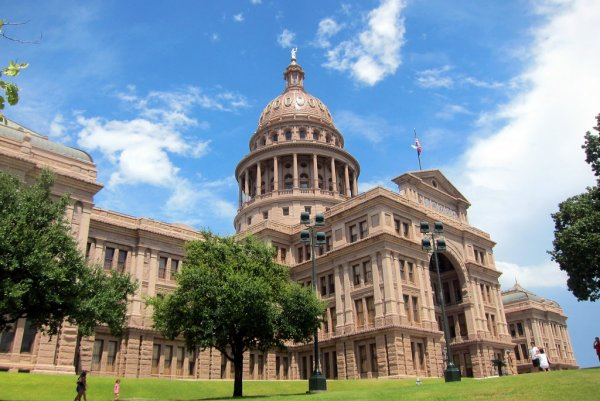 Lone Star State takes slow road towards liberty