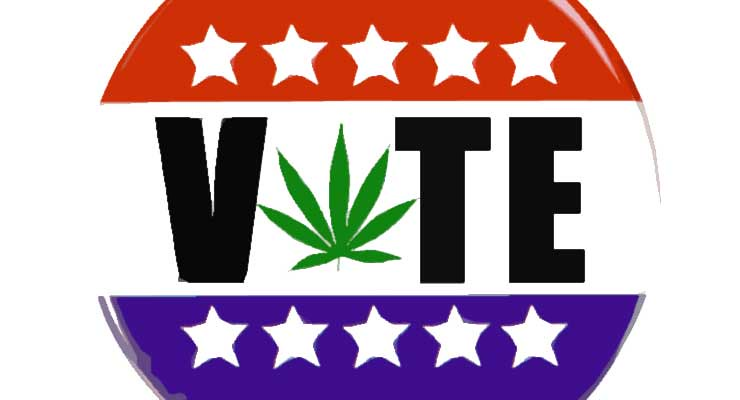 A Win for Democrats in 2020 Could Mean a Win for Marijuana